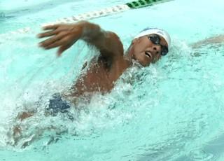 Artur Pedroza vai em busca do bicampeonato da 14 BIS (Foto: Reprodução/TV Rio Sul)