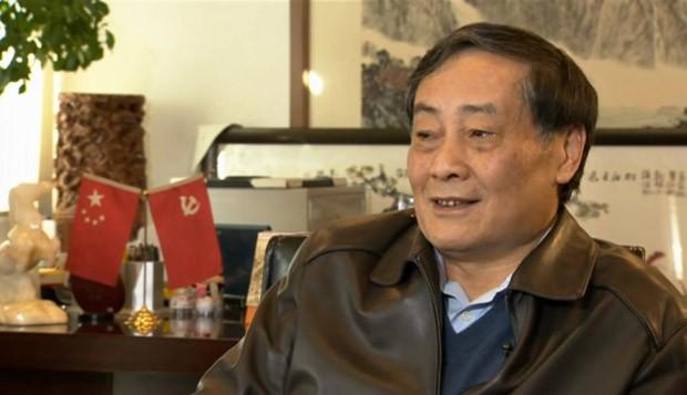 O bilionário chinês Zong Qing Hou (Foto: BBC)