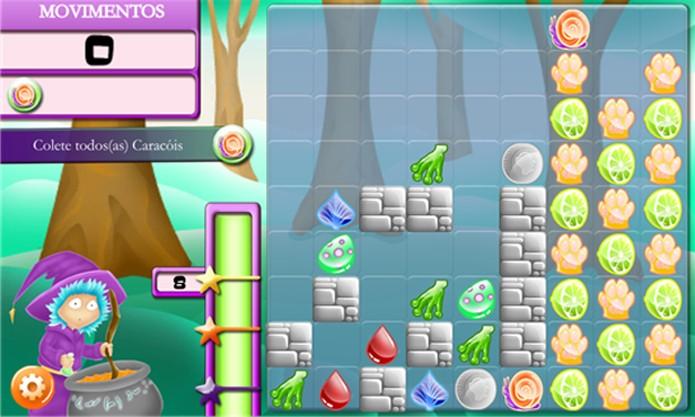 Witch Potion é um game estilo jogo da memória para Windows Phone (Foto: Divulgação/Windows Phone Store)