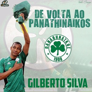 Gilberto Silva anuncia volta ao Panathinaikos como diretor de futebol (Foto: Reprodução Instagram)