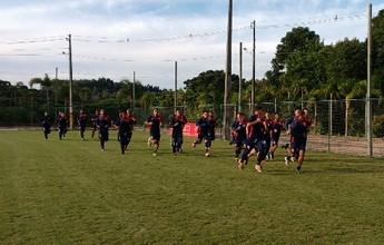 Com reforços, Paraná Clube volta aos treinos; zagueiro Rodrigo é liberado
