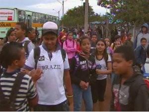 Falta de professores afeta rede pública de Araraquara (Foto: Reprodução/EPTV)