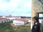 Novo comandante da PM do RN vai a Alcaçuz e diz que policiais são 'heróis'