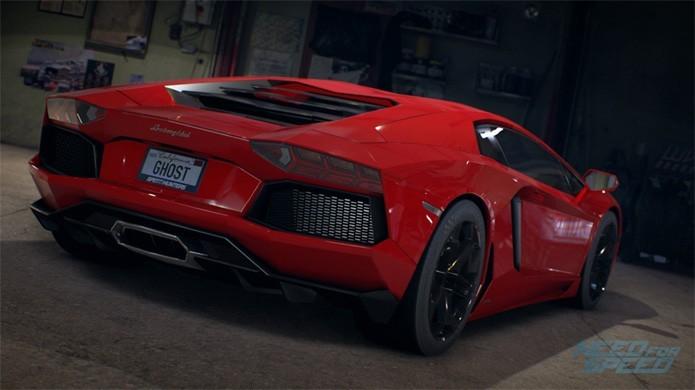 Você poderá modificar uma Lamborghini Diablo no game (Foto: Reprodução/DSO Gaming)
