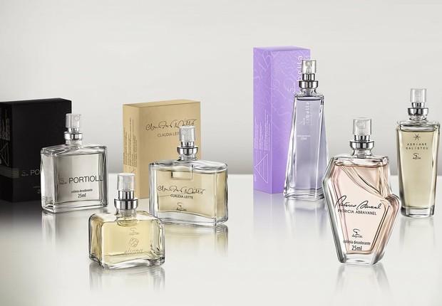 Perfumes da Jequiti (Foto: Divulgação)