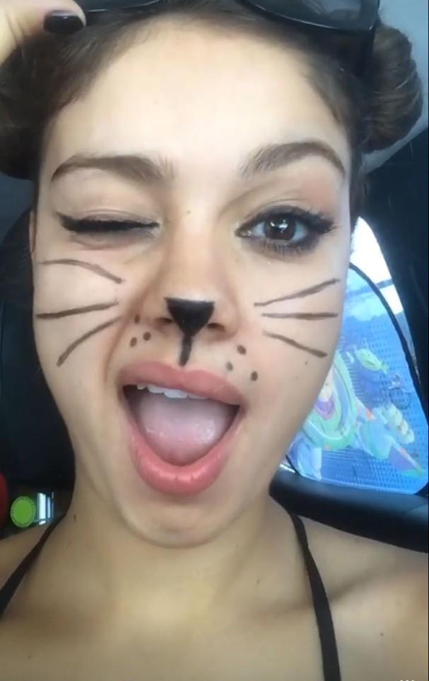 Sophie Charlotte em clique carnavalesco (Foto: Reprodução Instagram)