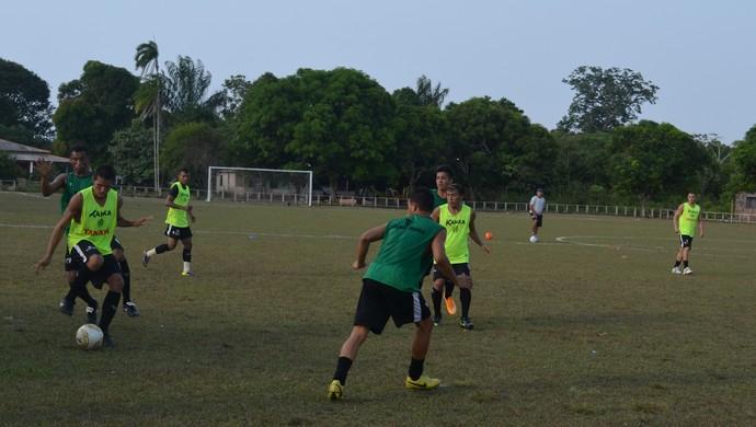 treino são raimundo Cipoal (Foto: Weldon Luciano/GloboEsporte.com)