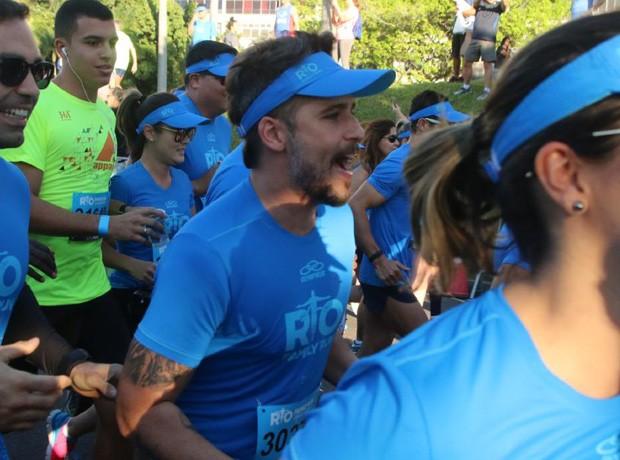 Bruno Gagliasso (Foto: Daniel Pinheiro/AgNews)