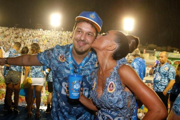 João Vicente de Castro e Sabrina Sato (Foto: Thyago Andrade / EGO)