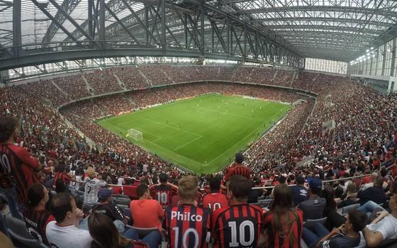 Arena da Baixada, estádio do Atlético-PR (Foto: Maurício Mano/Atlético-PR)