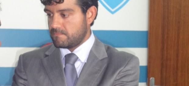Clodomir Araújo, diretor do Paysandu (Foto: Globoesporte.com)