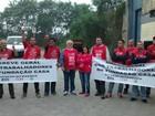 Funcionários da Fundação Casa da Baixada Santista entram em greve