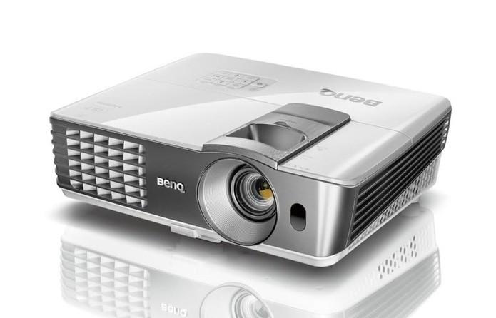 Benq é um dos principais players no mercado de projetores full HD (Foto: Divulgação / Benq)