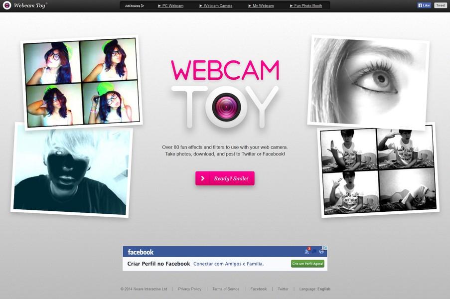 Toy Webcam Toy : Webcam toy download techtudo