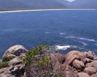 Do alto da Pedra do espio dá pra ver toda as belezas da reserva  (Foto: Reprodução Rio Sul Revista)