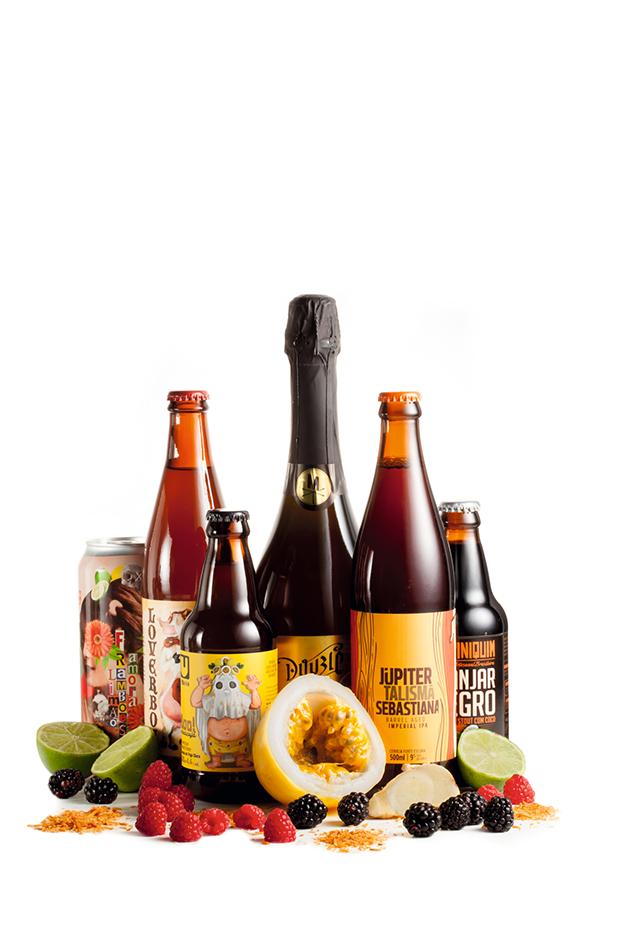 Cervejas (Foto: Carlos Bessa)