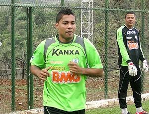 Fabio Junior Irenio América-MG (Foto: Leonardo Simonini / Globoesporte.com)