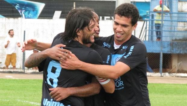 Futebol 2013 Londrina  (Foto: Robson Vilela/ Site oficial do Londrina)