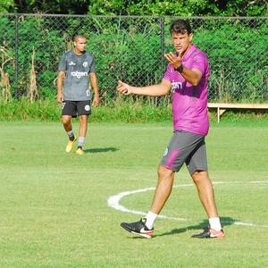 Ronaldo Guiaro Treinador Técnico XV de Piracicaba Nhô Quim (Foto: Eduardo Castellari / XV de Piracicaba)