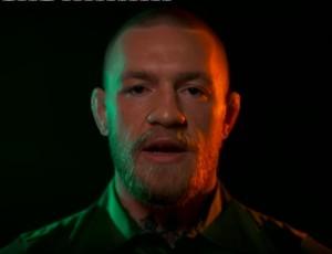 BLOG: Conor McGregor grava vídeo de apoio à seleção da Irlanda na Euro 2016