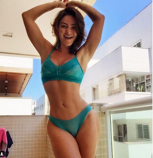 Laura Keller (Foto: Reprodução Instagram)