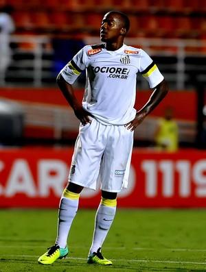 Victor Andrade Santos (Foto: Ivan Storti/Divulgação Santos FC)