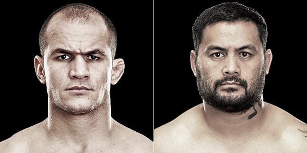 UFC 160 Cigano x Mark Hunt  (Foto: Divulgação/UFC)