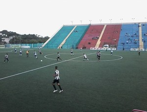Diadema x São Vicente, estádio Distrital do Inamar (Foto: Divulgação / São Vicente AC)