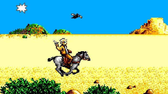 Piores jogos de Master System: Back to the Future Part III (Foto: Reprodução/YouTube)