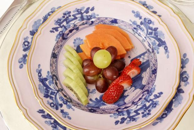 Almoço entre amigas (Foto: Julio Acevedo/ Divulgação)