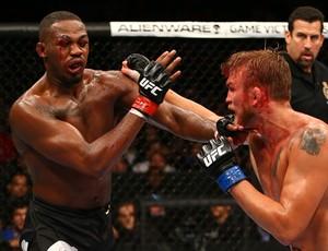 Jon Jones x Alexander Gustafsson MMA UFC (Foto: Getty Images)