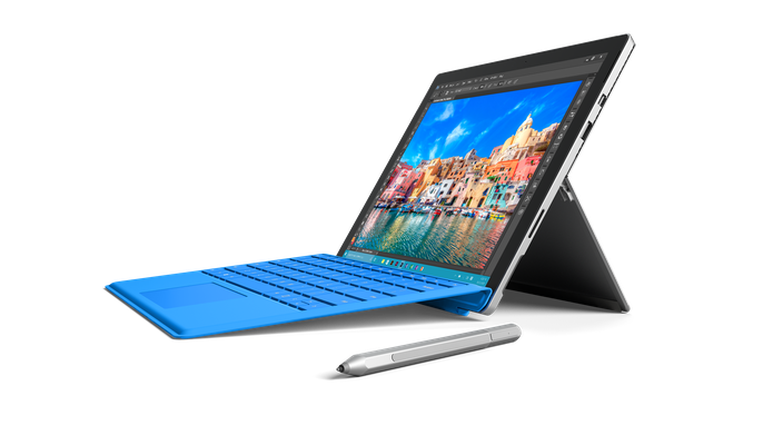Surface Pro 4 (Foto: Divulgação)