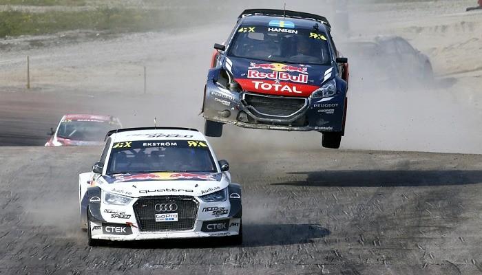 Rallycross Suécia