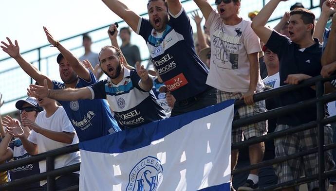 Atlético Sorocaba, torcida, Sorocaba, São Bento, Copa Paulista (Foto: Jesus Vicente / EC São Bento)