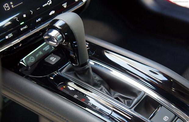 Câmbio do Honda HR-V (Foto: Divulgação)