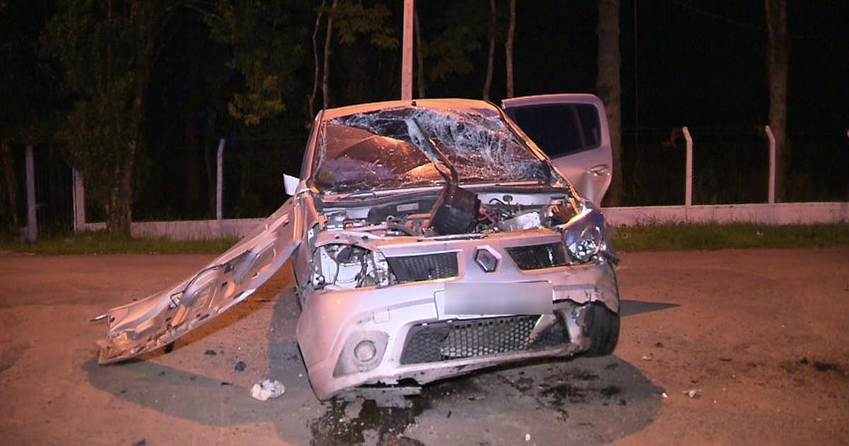 Mãe e filha morrem em acidente na BR-277, em São José dos Pinhais - Globo.com