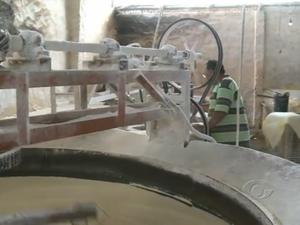 Falta de mandioca compromete produção nas casas de farinha (Foto: Reprodução/Tv Gazeta)