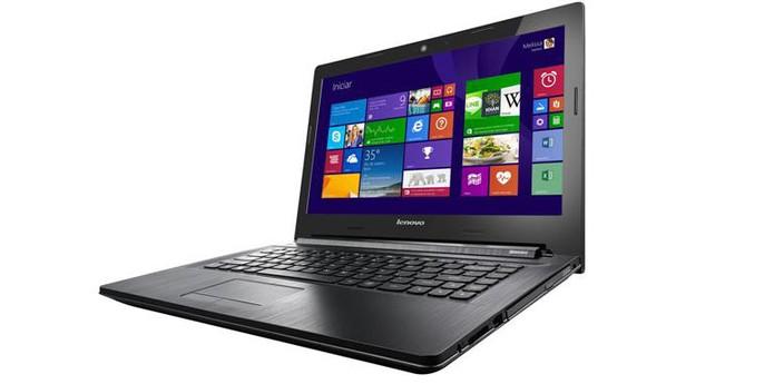 Notebook Lenovo oferece 1 TB de armazenamento interno (Foto: Divulgação/Lenovo)