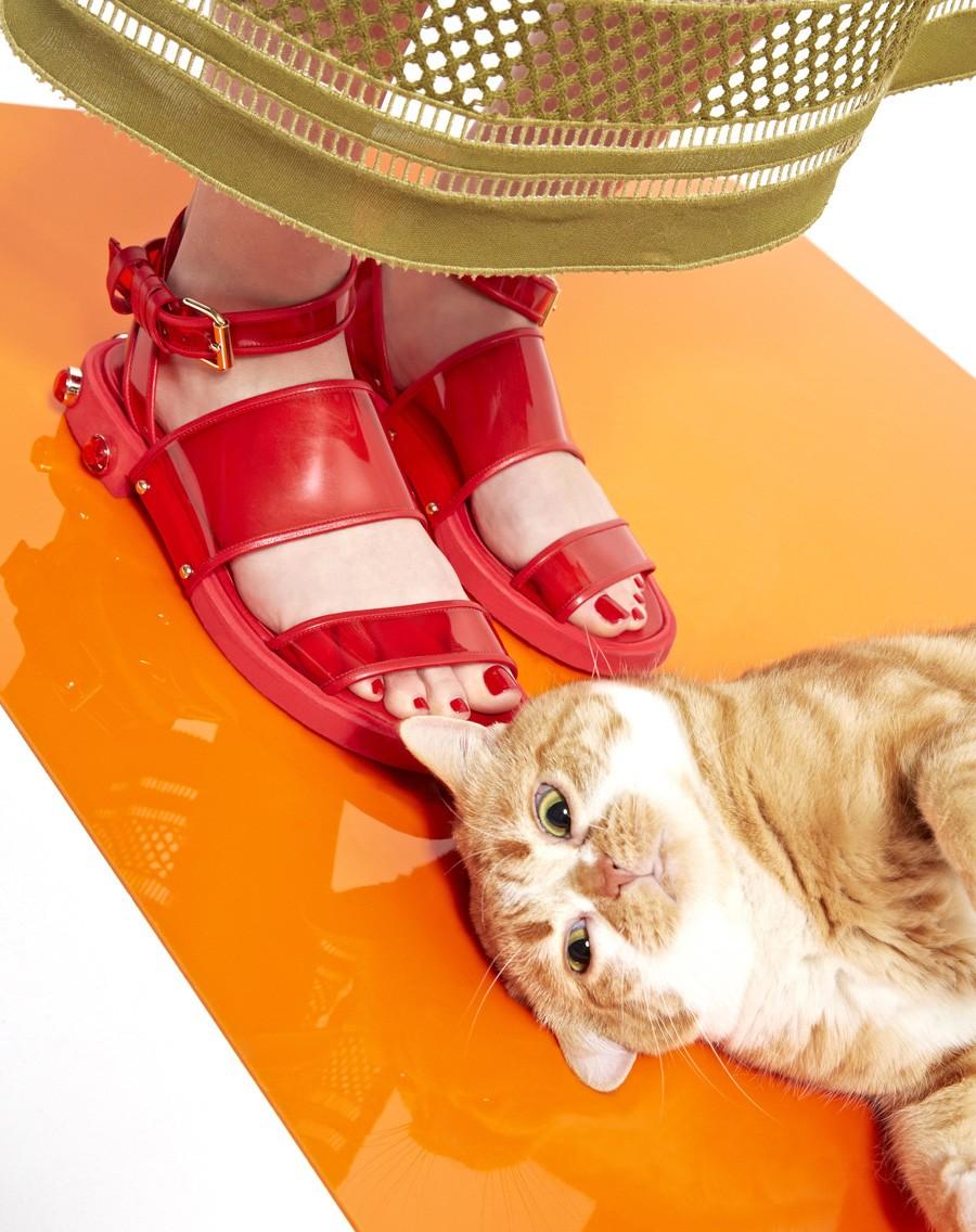 Rasteirinhas para arrasar no verão (Foto: Vogue América)