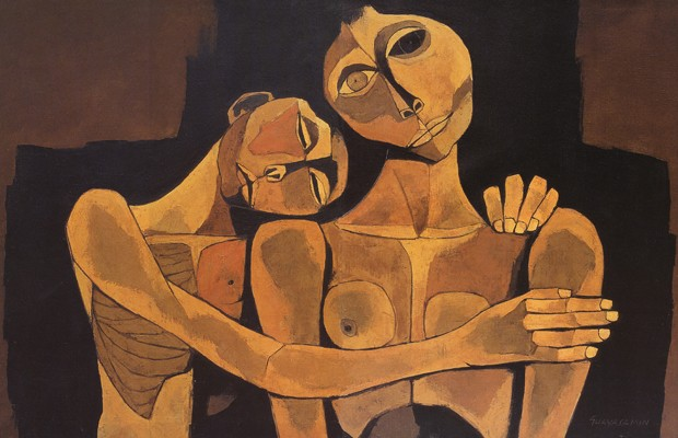 Obra do pintor equatoriano Oswaldo Guayasamin, tema de mostra no Museu Nacional de Bras&#237;lia  (Foto: Reprodu&#231;&#227;o / Divulga&#231;&#227;o)