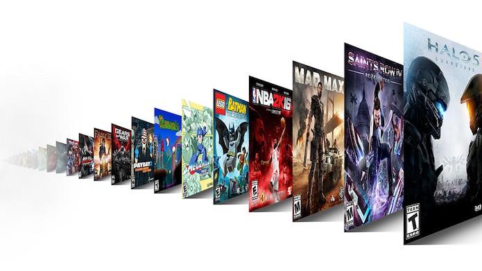 Serviço de assinatura Xbox Game Pass será lançado ainda em 2017 (Foto: Divulgação/Microsoft)