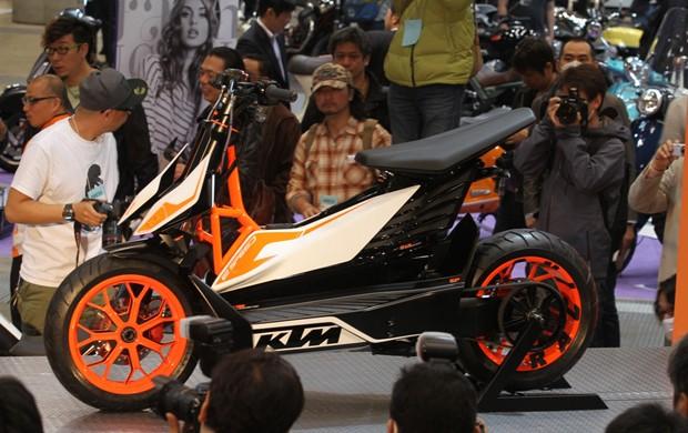 KTM E-Speed (Foto: Divulgação)