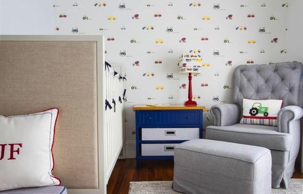 17 ideias de décor para quarto de bebê Casa Vogue  ~ Quarto Masculino Reciclado