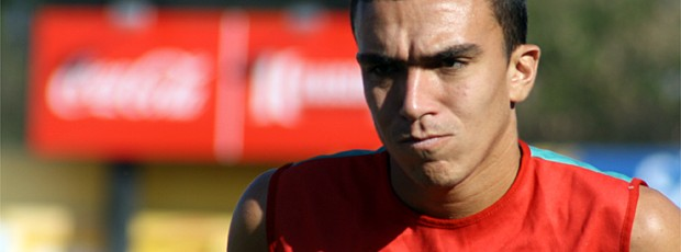 Henrique Mattos, Botafogo-SP (Foto: Cleber Akamine / GLOBOESPORTE.com)