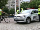 Frequentadores aprovam segurança maior com Aterro Presente, no Rio