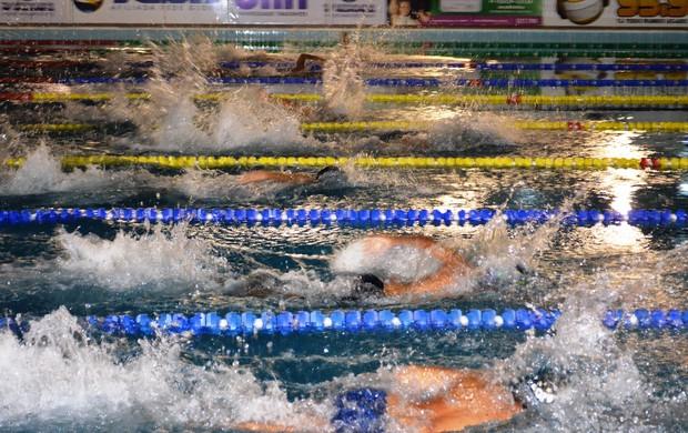 Disputa pelos oito melhores lugares foi acirrada no Desafio TV Sergipe (Foto: Felipe Martins/GLOBOESPORTE.COM)
