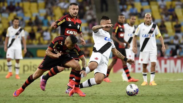 Vasco 0 x 0 Flamengo - 1º Jogo - Semifinal - Carioca 2015