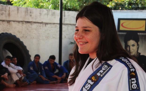 Talita Treta em Teresina (Foto: Josiel Martins )