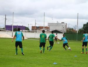 Sub-18 do Coritiba se prepara para a Copa São Paulo de Futebol Júnior (Foto: Diego Marinelli / Divulgação Coritiba)