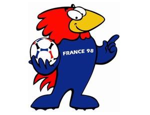Mascote Copa do Mundo 1998 - Footix (Foto: Reprodução)